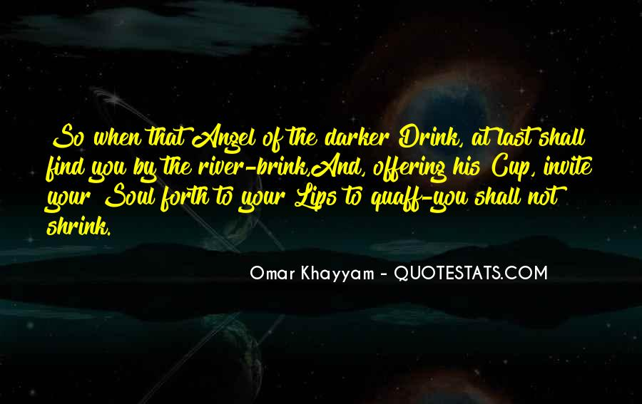 Drink To That Quotes #53713