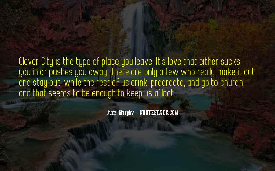 Drink To That Quotes #60475
