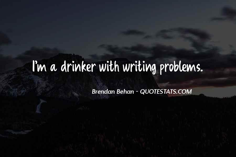 Drinker Quotes #1002210