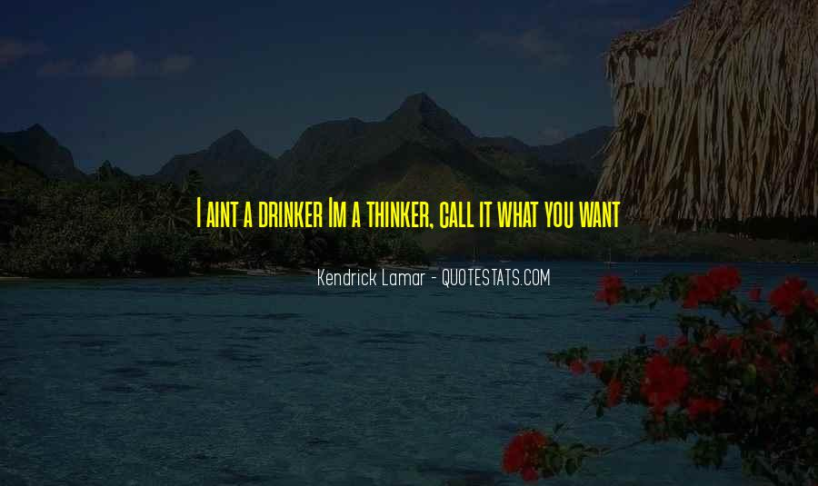 Drinker Quotes #116187