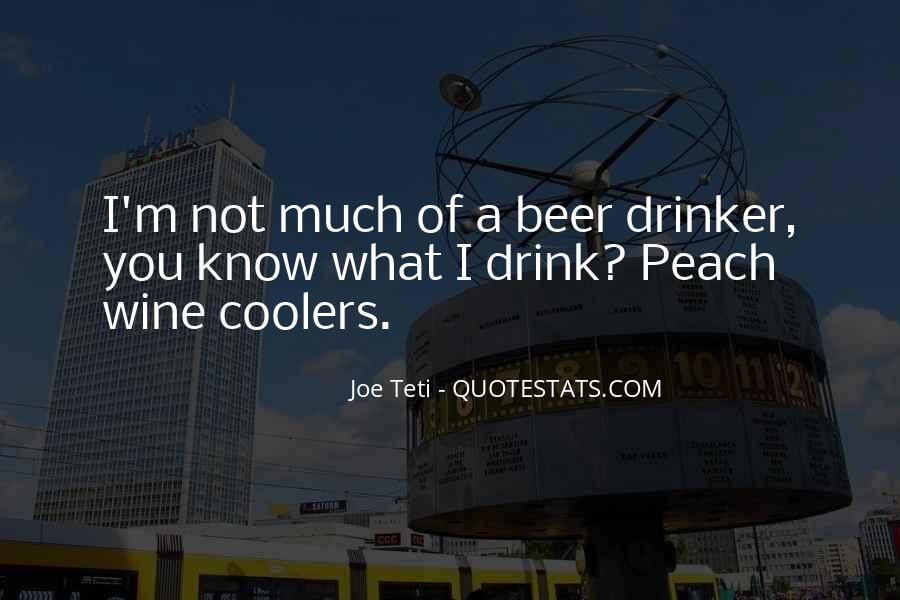 Drinker Quotes #1199398