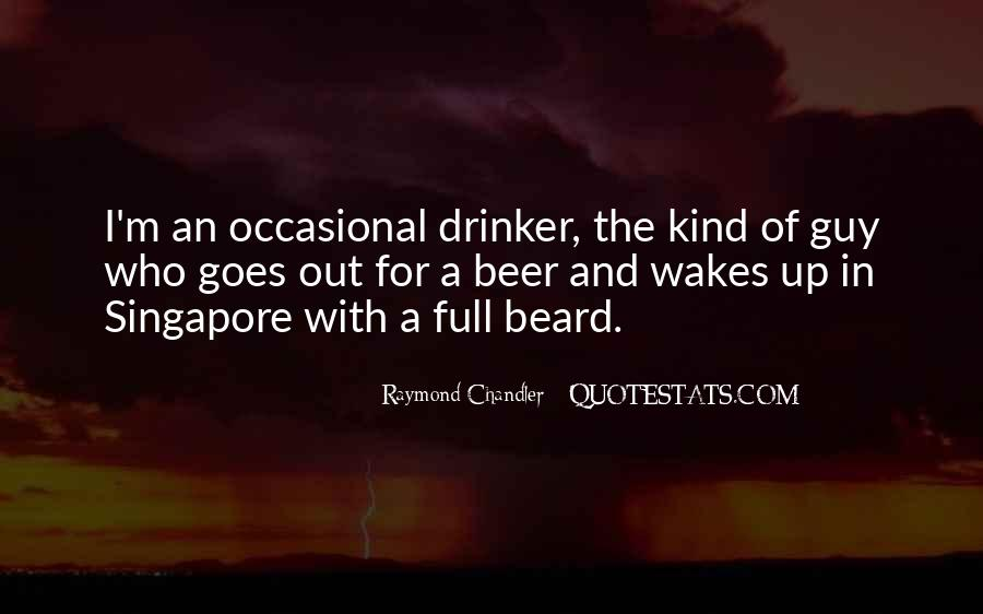 Drinker Quotes #1291336