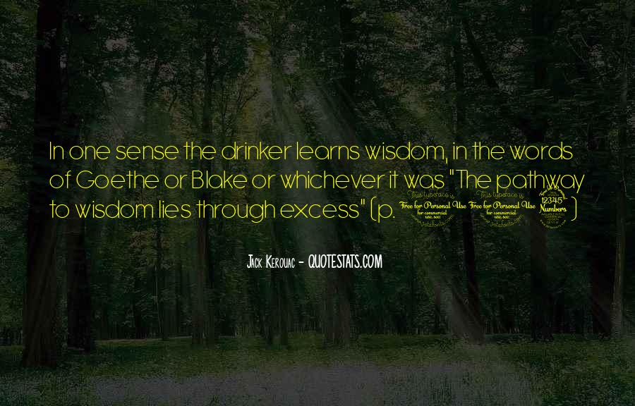 Drinker Quotes #1391197