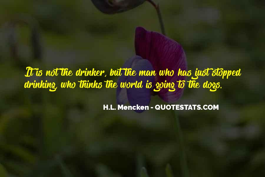 Drinker Quotes #320709