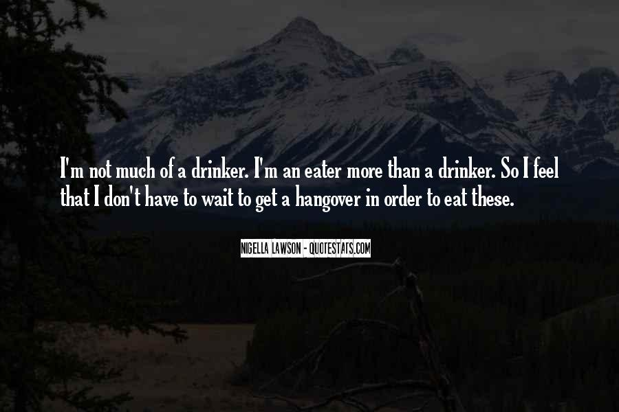 Drinker Quotes #387184
