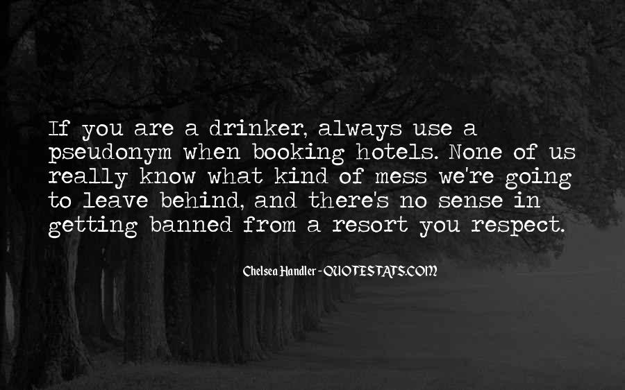 Drinker Quotes #454698