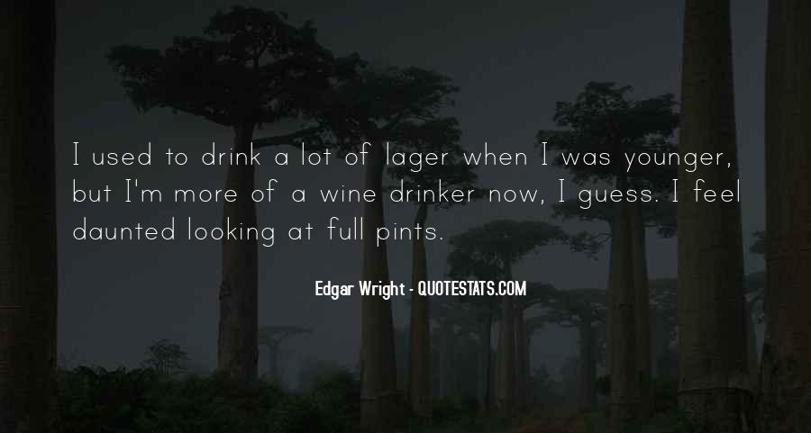 Drinker Quotes #499590