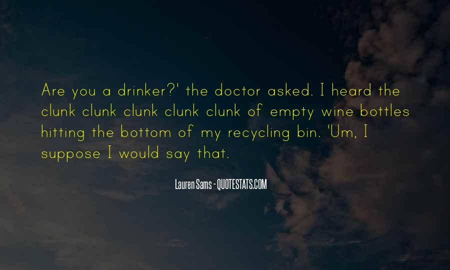 Drinker Quotes #81169
