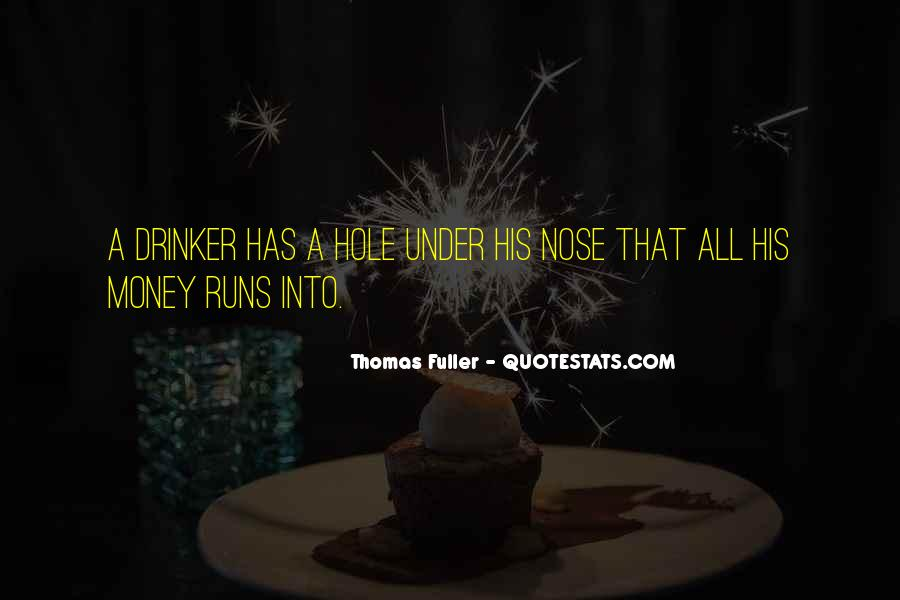 Drinker Quotes #998875