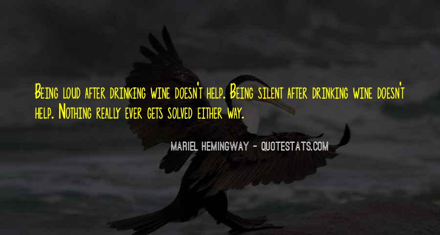 Drinking Recovery Quotes #498605