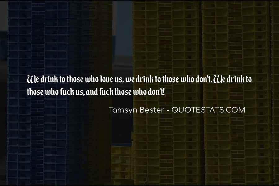 Drinking Toasts Quotes #1461316