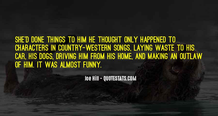 Driving A Car Funny Quotes #104019