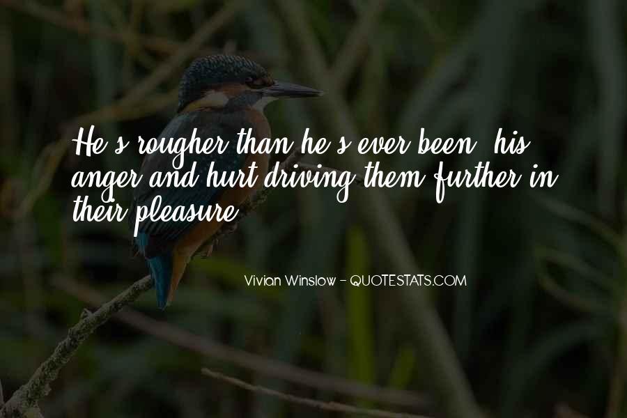 Driving Pleasure Quotes #1016825