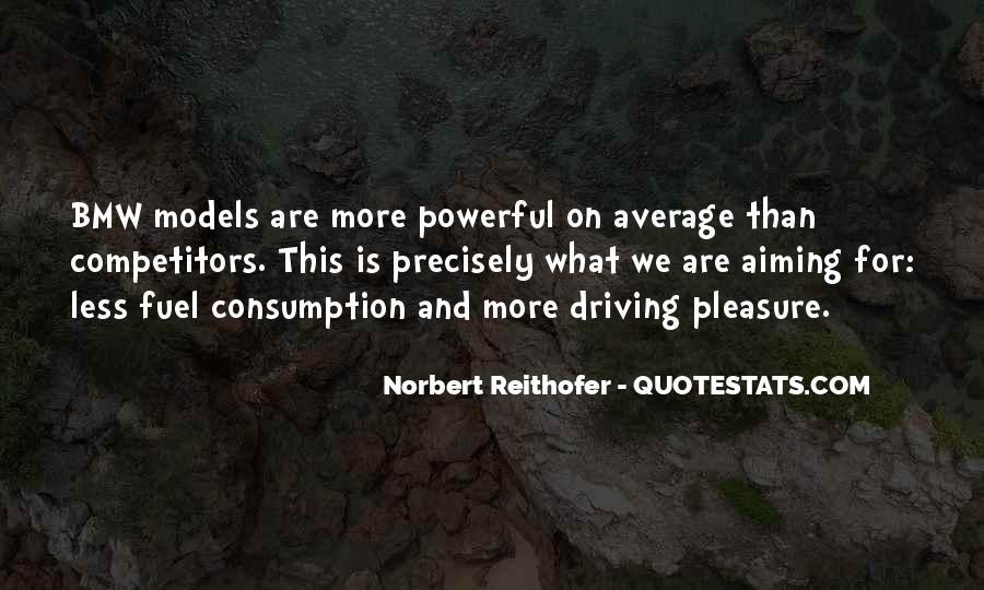 Driving Pleasure Quotes #442333