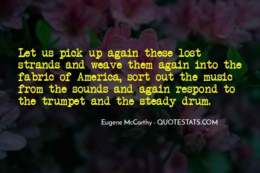 Drum Quotes #131054