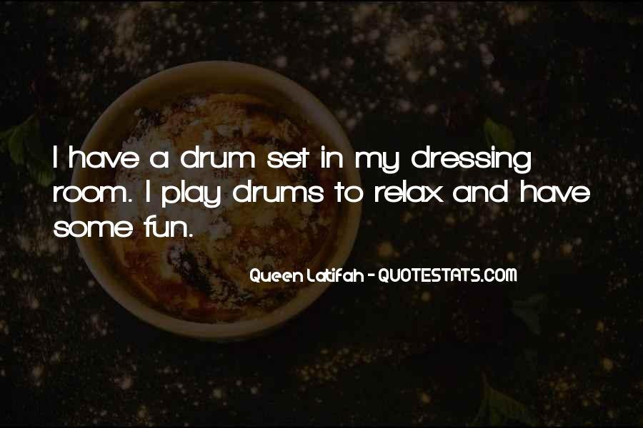 Drum Quotes #136743
