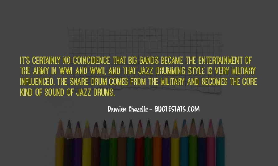 Drum Quotes #155342