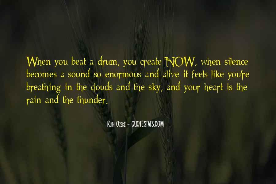 Drum Quotes #155498