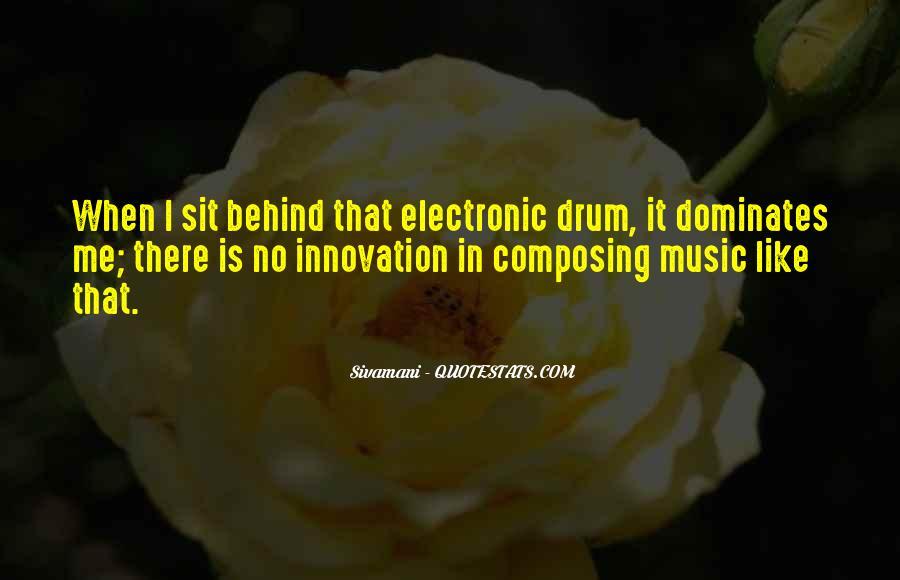 Drum Quotes #170634