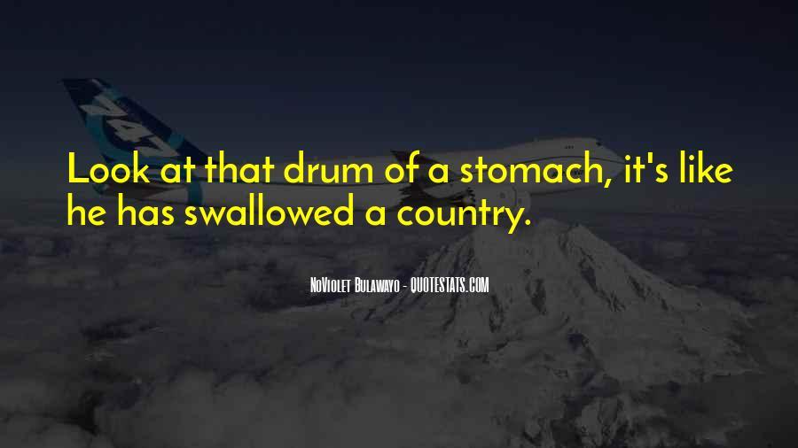 Drum Quotes #173824