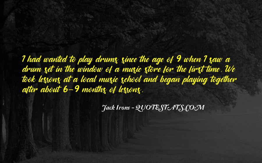 Drum Quotes #213530