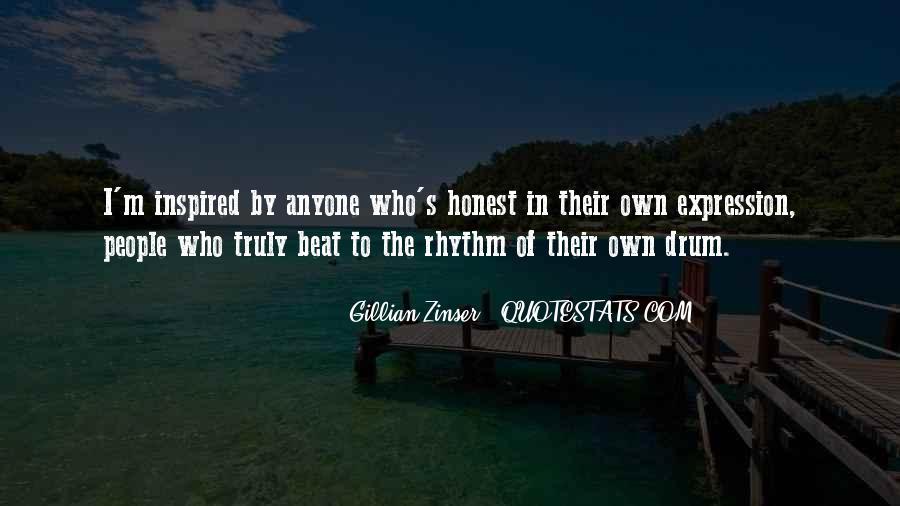 Drum Quotes #263605