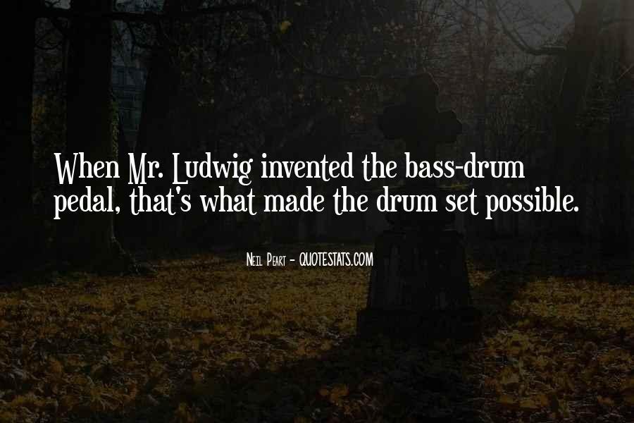 Drum Quotes #274929