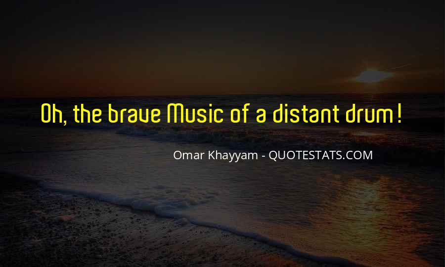 Drum Quotes #284042