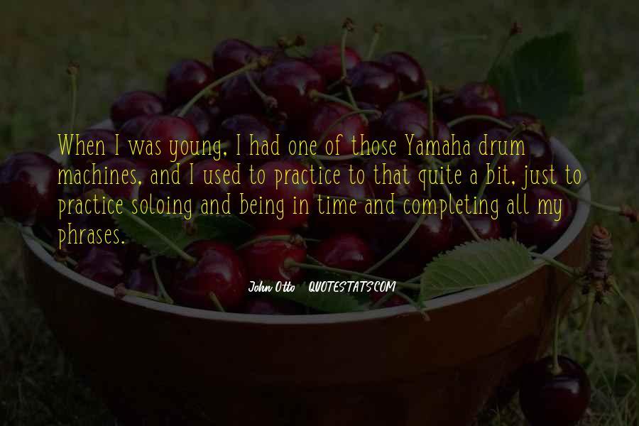 Drum Quotes #296534