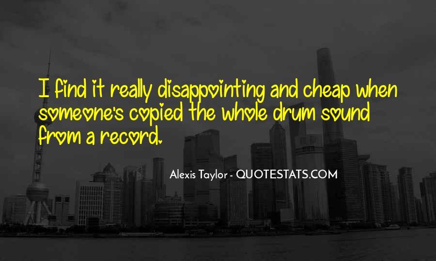 Drum Quotes #329204