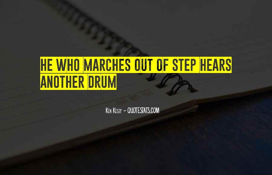 Drum Quotes #369282