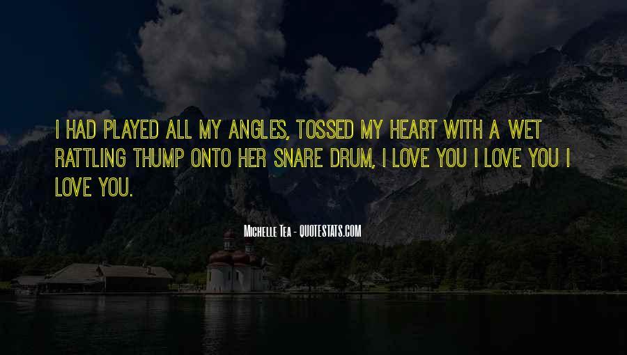 Drum Quotes #387054