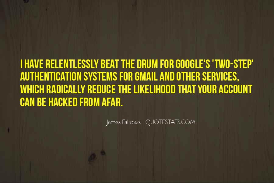 Drum Quotes #388360