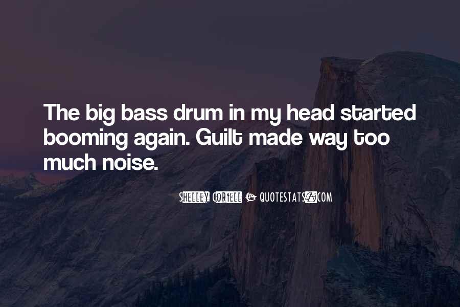 Drum Quotes #393613
