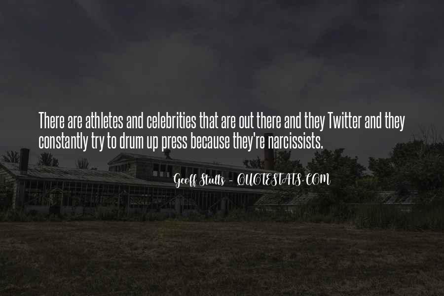 Drum Quotes #5249