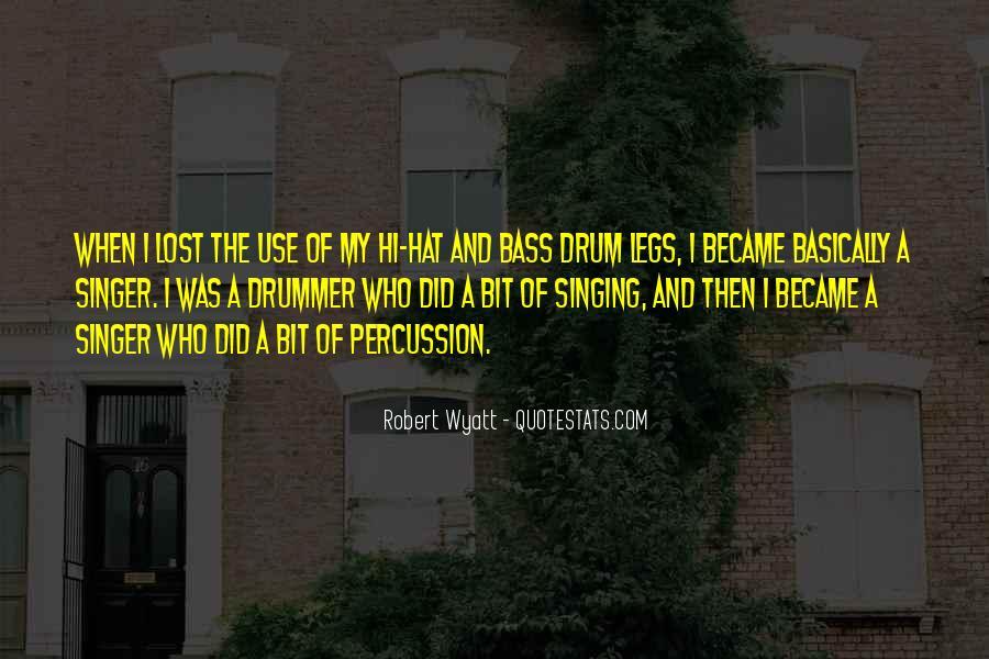Drum Quotes #83402