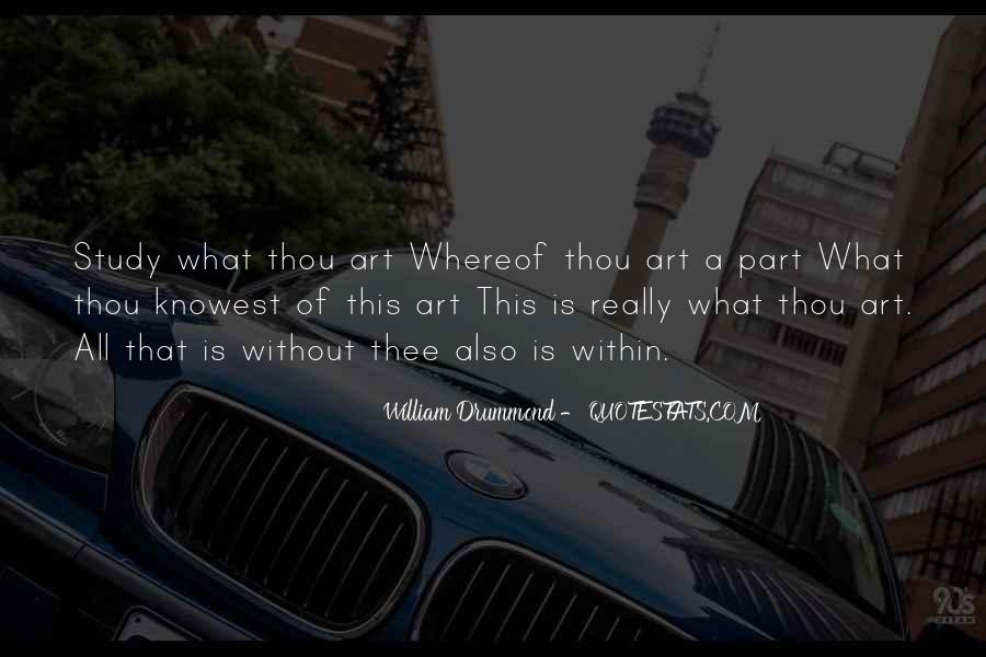 Drummond Quotes #1075029