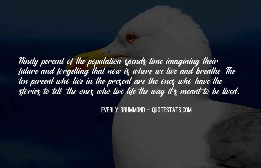 Drummond Quotes #1115071