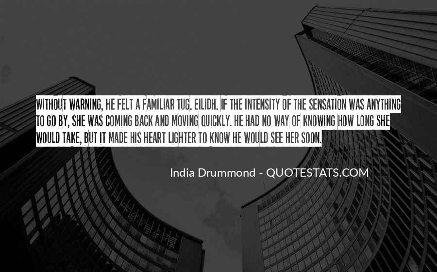 Drummond Quotes #1134697