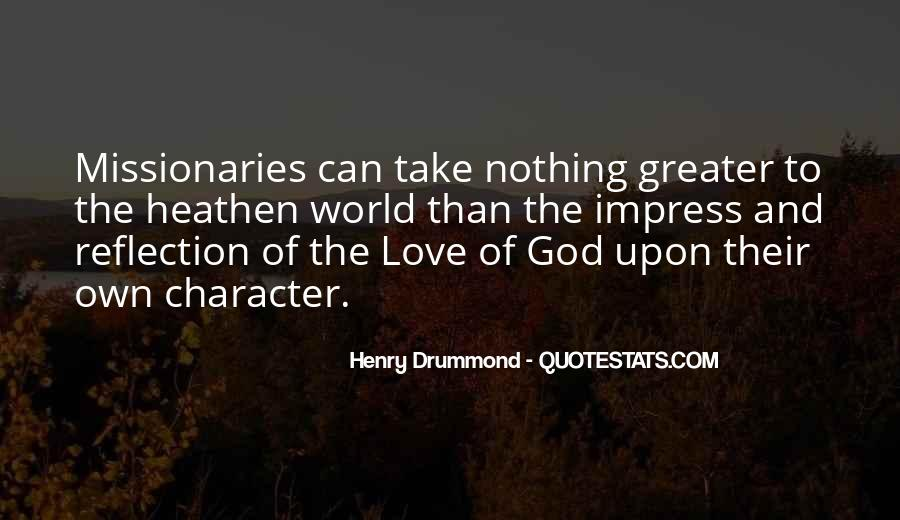 Drummond Quotes #1140149
