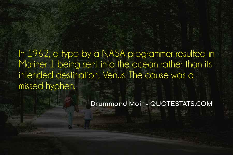 Drummond Quotes #1157198