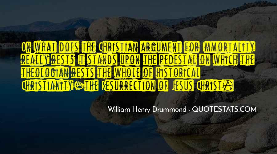Drummond Quotes #1168392