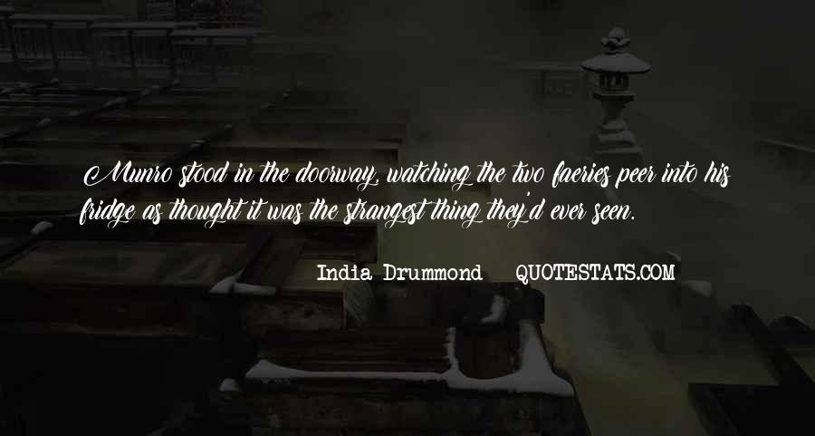 Drummond Quotes #1168513