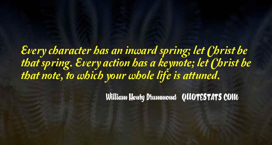 Drummond Quotes #1179830