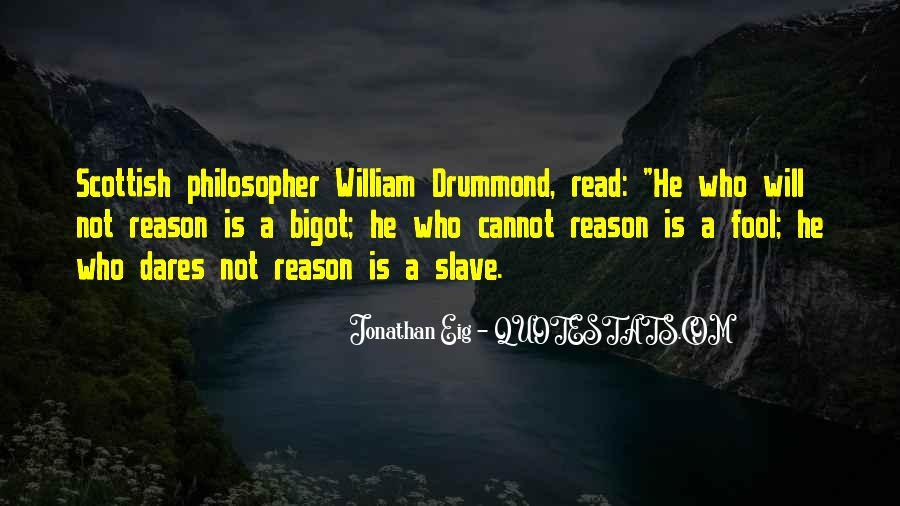 Drummond Quotes #1219652