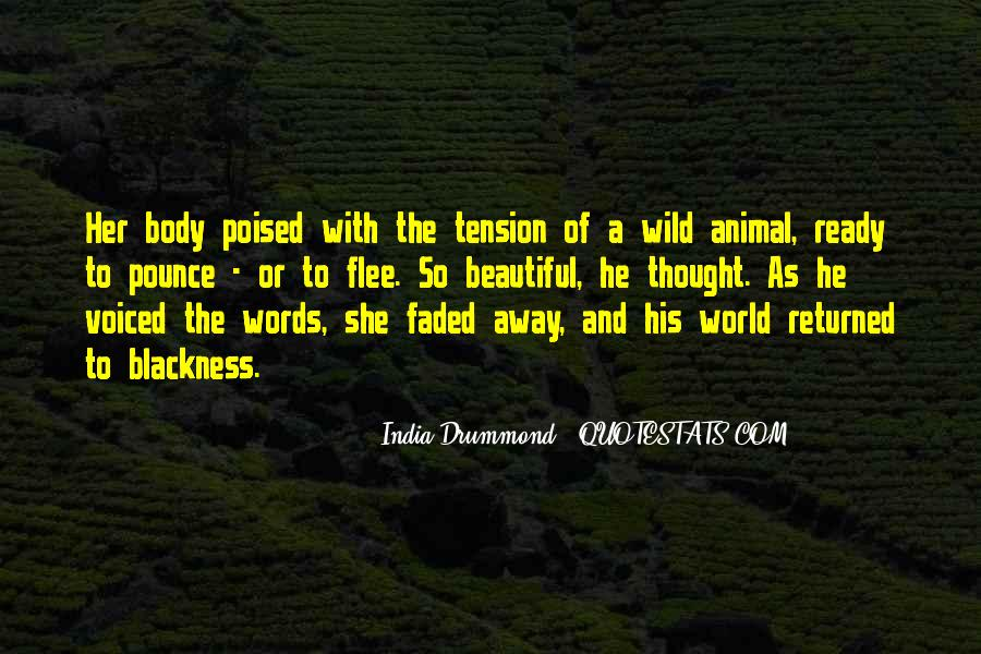 Drummond Quotes #154504