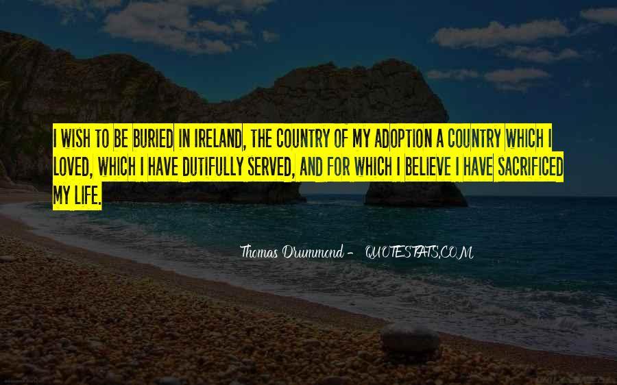 Drummond Quotes #173408