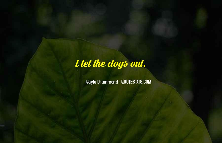 Drummond Quotes #233670
