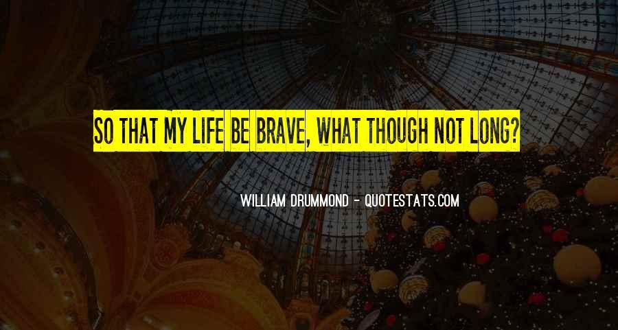 Drummond Quotes #243362