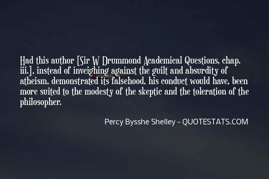 Drummond Quotes #247835